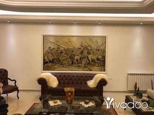 Apartments in Sahel Alma - لقطة تاريخية شقة فخمة ٥٠٠ م في ساحل علما بناء جديد مع تراس طابق أول تل 81894144
