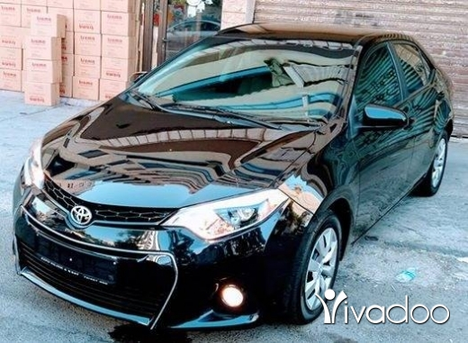 Toyota in Beirut City - Toyota corola mod 2014 screen touch ,camera ,klm 75000 3a kayen l cherki w 3al fa7ess,