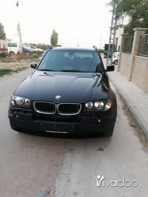 BMW in Zahleh - X3 model 2005