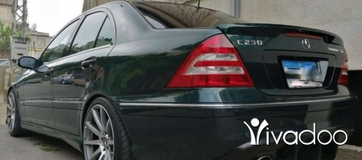 Mercedes-Benz in Beirut City - C230/2005.ميكانيك وحديد امكانبة الفحص بالكامل.٧٠٤٥٥٤١٤