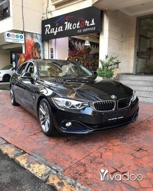 BMW in Kfar Yachit - BMW 420i GranCoupe 2017