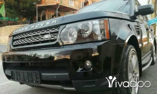 Land Rover in Beirut City - Range Rover Sport 2013-fully loaded