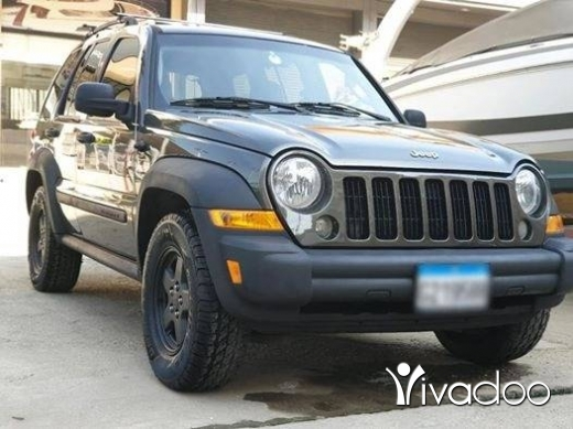 Jeep in Beirut City - 2005 Jeep Liberty