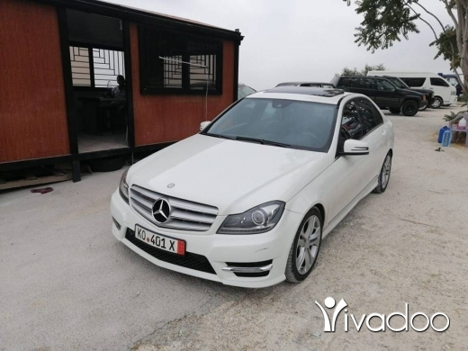 Mercedes-Benz in Bsaba - Marcedes C300 model 2012