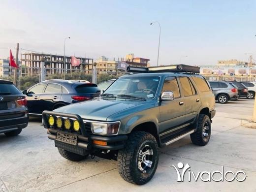 Toyota in Tripoli - TOYOTA 4RUNNER