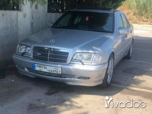 Mercedes-Benz in Tripoli - Mercedes C230 Model 2000 Full Options