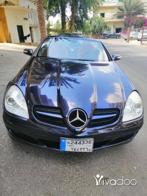 Mercedes-Benz in Hazmieh - Mercedes SLK 280