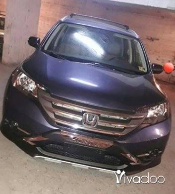 Honda in Tripoli - CRV..4WD..EXL..2012..03194832..موجود بطرابلس