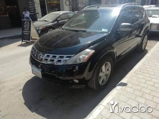 Nissan in Tripoli - murano