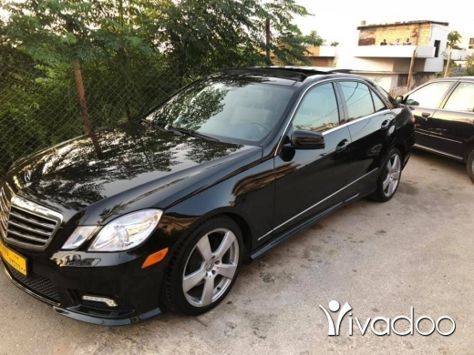 Mercedes-Benz in Tripoli - E350 model 2010 ajnabiyiwha or call