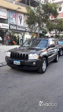 Jeep in Aldibbiyeh - Grand Cherokee 2005