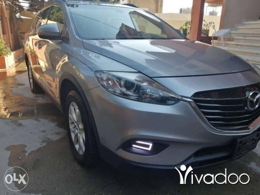 Mazda in Tripoli - cx9 model 2013