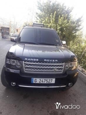 Rover in Tripoli - Ranj rover vog 2005لوك ٢٠١٢