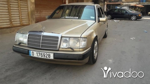 Mercedes-Benz in Tripoli - 300 mezout