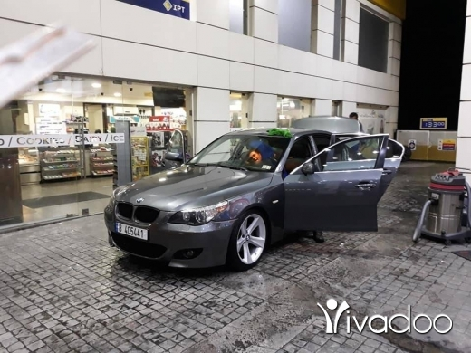 BMW in Beirut City - 530 2004