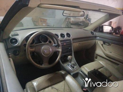 Audi in Tripoli - Car audi a4 2003