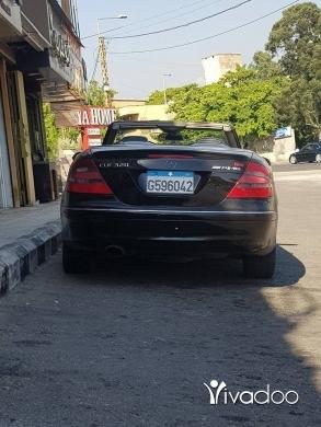 Mercedes-Benz in Beirut City - Mercedes Clk 320