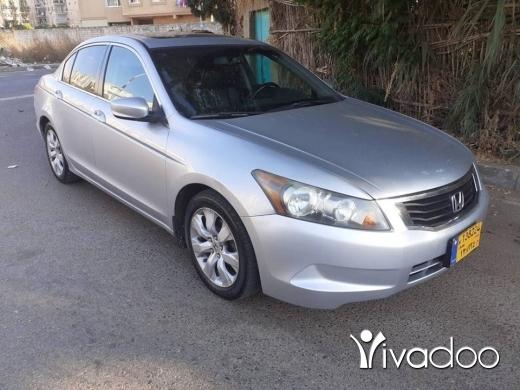 Honda in Tripoli - Honda accord exl 2010 mfawle khar2a bel nadafe dwelib jdeed ajnabiye