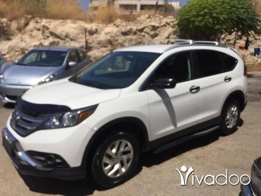 Honda in Majd Laya - CRV mod 2012 LX call