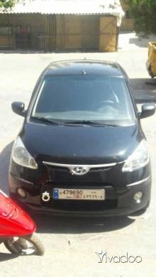 Hyundai in Zahleh - I10 2011