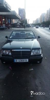 Mercedes-Benz in Port of Beirut - ٣٠٠ mercedes