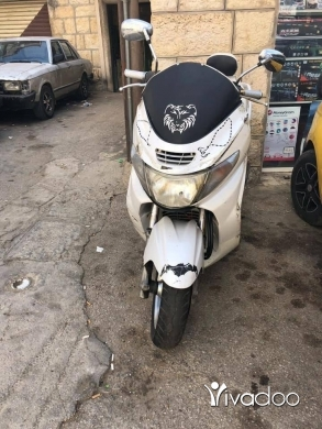 Baotian in Metn - Sky wave 250 cc back marcedec