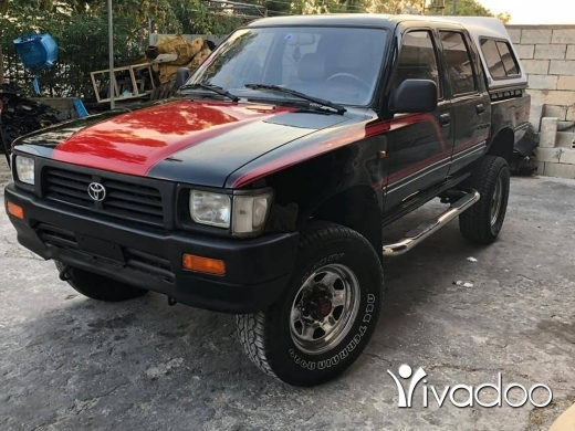 Toyota in Beirut City - Toyota hillux 97