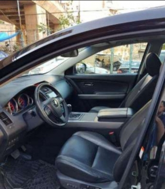 Mazda in Burj Abi Haidar - بيروت / برج ابي حيدر