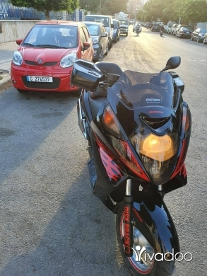 Other Motorbikes in Beirut City - Silver wing 600cc