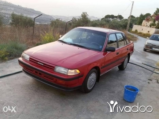 Toyota in Kfar Yachit - Toyota Carina 2