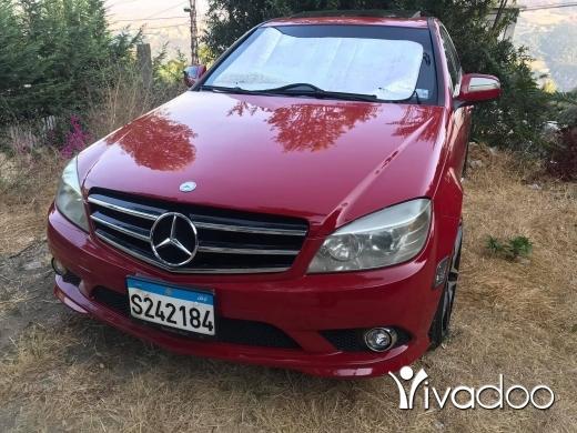 Mercedes-Benz in Beirut City - mercedes benz  c300 look Amg