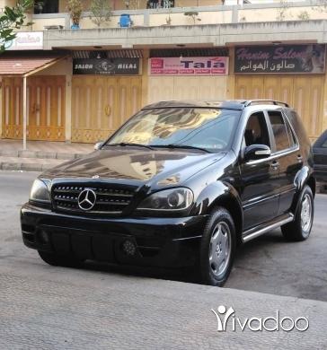 Mercedes-Benz in Beirut City - mercededs ML320