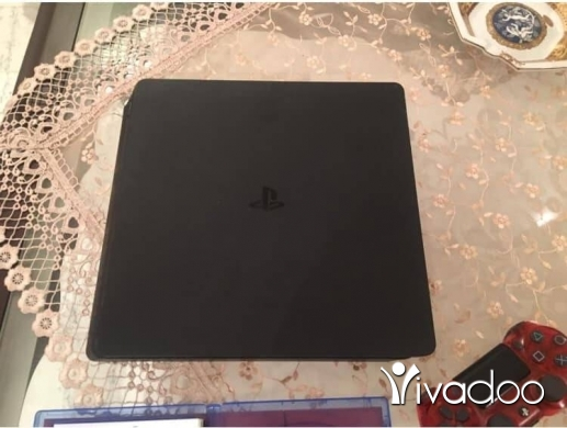 PS4 (Sony Playstation 4) in Port of Beirut - Ps4 slim 500Gb m3 maske