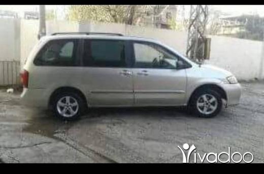 Mazda in Ber Elias - مازدا