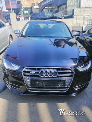 Audi in Beirut City - Audi A4 2013