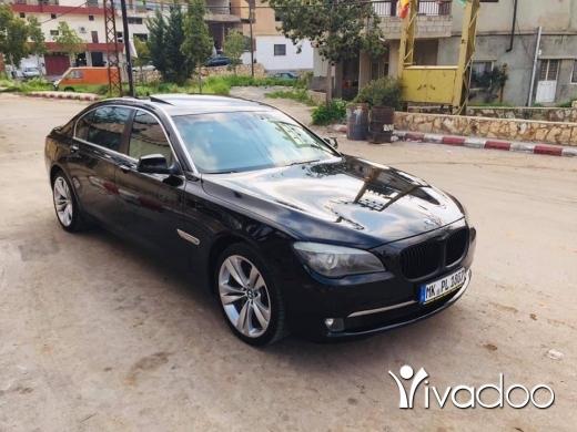 BMW in Beirut City - Bmw 730 li 2011 aswad aswad