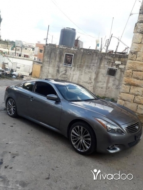 Infiniti in Beirut City - G37 2011