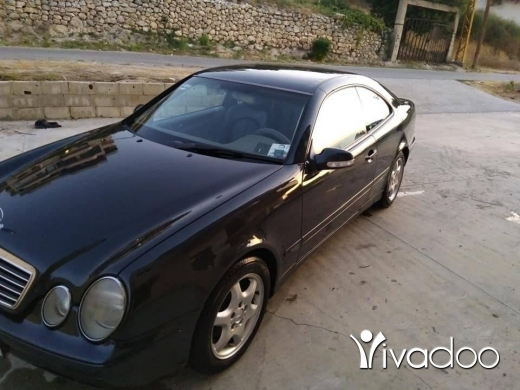 Mercedes-Benz in Beirut City - clk 200 4 cilander
