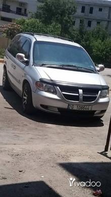 Dodge in Baalback - دودج 7 ركاب