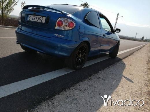Renault in Bekka - رينو ميجان