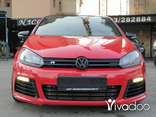 Volkswagen in Port of Beirut - 2013 Golf R