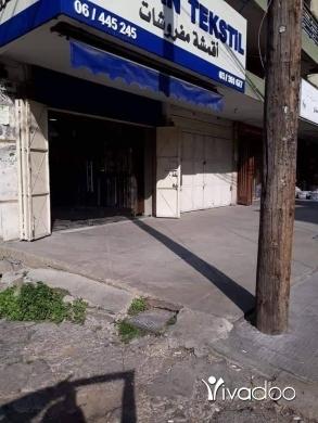 Apartments in Zahrieh - محل بابين للبيع طرابلس الزاهريه خلف مدرسة الاميركان