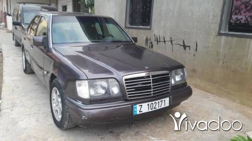 Mercedes-Benz in Akkar el-Atika - مرسدس 300 مودال 91 مفوله