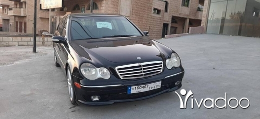 Mercedes-Benz in Nabatyeh - C230 2005 for sell