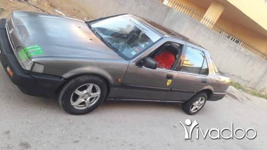 Honda in Akkar el-Atika - سيارة هوندا 87