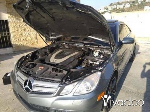 Mercedes-Benz in Tripoli - For salle or trade ajnabiyi 2011 msakra zaweyed (70324394)