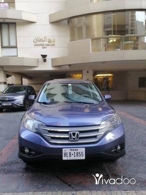 Honda in Beirut City - HONDA CRV 2012 EX FULL OPTION CLEAN CAR FAX السعر نهائي