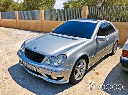 Mercedes-Benz in Zgharta - c32amg 2002 m3adale