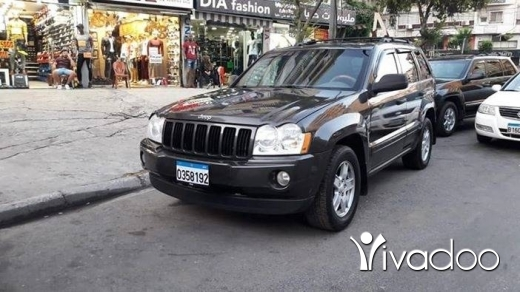 Jeep in Dbayeh - Grand Cherokee 2005 4x4 in excellent condition
