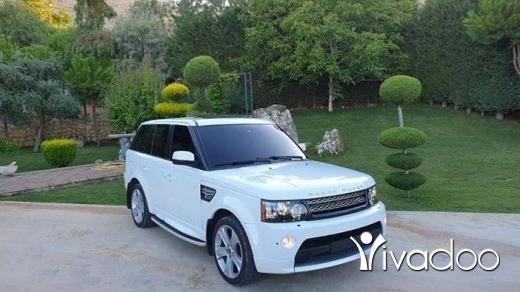 Rover in Beirut City - 2011 Range Rover Sport Luxury